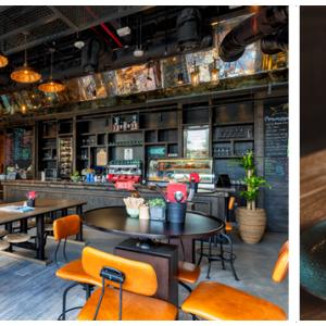 افتتاح مطعم صحّة  في #فندق_جراند_حياة #أبوظبي و #مساكن_لؤلؤة #الإمارات