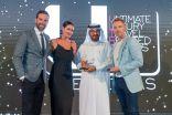 """#طيران_الإمارات """"أفضل ناقلة في العالم"""" ضمن #جوائز_ألترا_2019"""