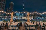 مطعم #كوباستا_الإيطالي في #داون_تاون #دبي يفتتح تراسه الخارجي