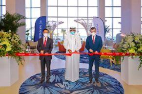 افتتاح منتجع شاطئ سنتارا ميراج دبي