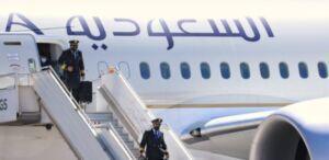 طائرة دريملاينر جديدة تنضم لأسطول الخطوط السعودية