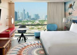 فندق إنديغو داون تاون دبي يقدم إفطاراً فنياً
