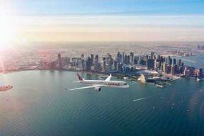 القطرية تنضم إلى التحالف العالمي لمنظمة الإيكاو لاستدامة الطيران